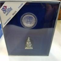 2000 Maryland Figurine & Quarter Collection