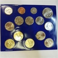 2011 United States UNC Coin Set Philadelphia