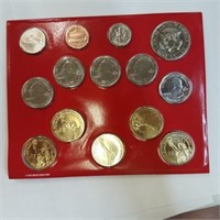 2011 United States UNC Coin Set Denver