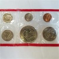 Uncirculated 1978 US Mint Set