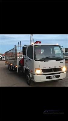 2014 Fuso Fighter 1427 XLWB - Trucks for Sale