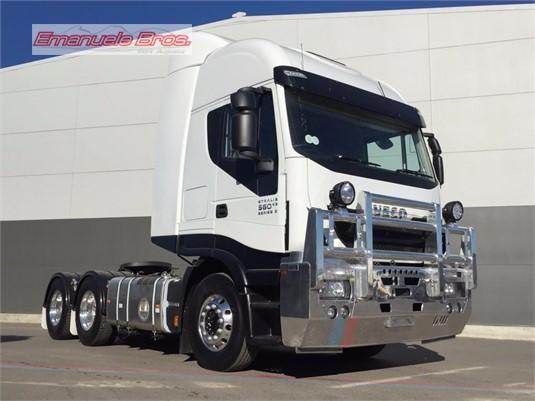 Iveco Stralis ASL560 Emanuele Bros Isuzu & Iveco Trucks - Trucks for Sale