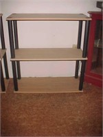 Small Wooden Shelves