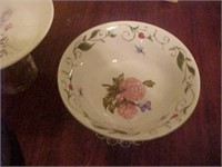 Bowl with Pedestal Art and More