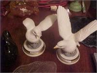 Bird knick-knack lot