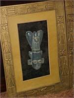 African Framed Art