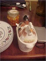 Hen Ceramic Gravy Boat and More