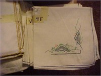 Vintage Napkins and More