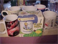 Novelty Coffee Cups