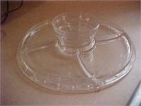 Vintage Kitchenware - Cake Plate / Punch Bowl