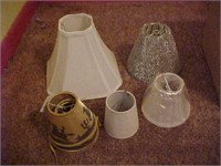 Assorted Lampshade Lot
