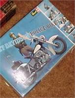 Harley Davidson Police Bike Model Kit