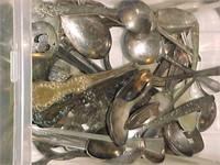 Silver Spoon Lot