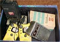 Transistor Radio Lot and More