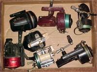 Fishing Reel Lot