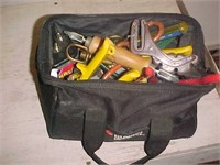 Tool Bag with Tools