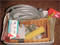 Miscellaneous Box Lot of Hardware
