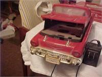 1957 Chevrolet VHS Rewinder.