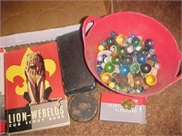 Marbles and More