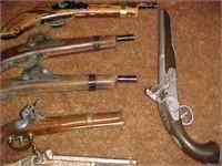 Toy Flintlock Guns