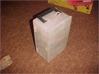 Full Plastic Tackle Box