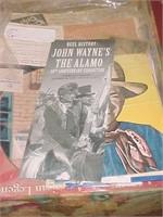 John Wayne Memorabilia Lot