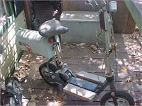 Older Electric Scooter