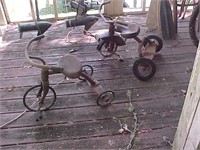 Vintage Tricycles