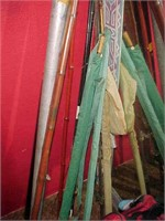 Cane Like Fishing Poles