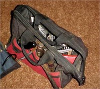 Black & Decker Saw and Tool Bags