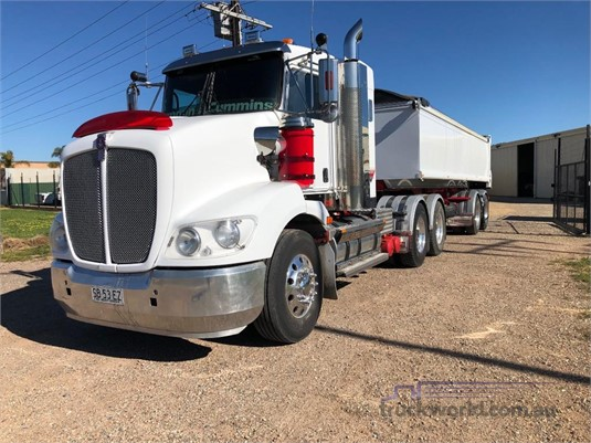 2011 Kenworth T403 Adelaide Truck Sales - Trucks for Sale