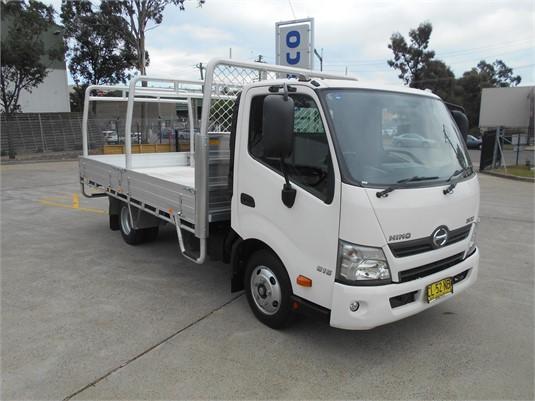 2017 Hino 300 Series - Trucks for Sale