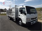 2013 Fuso Canter 918 Service Vehicle