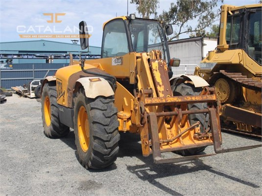 2004 Jcb 530-70 Catalano Truck And Equipment Sales And Hire - Forklifts for Sale