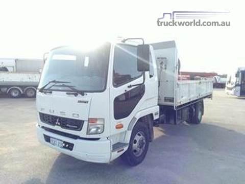 2015 Mitsubishi Fuso FIGHTER 1024 - Trucks for Sale