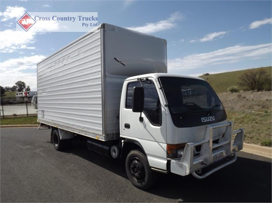 1999 Isuzu NQR450 Cross Country Trucks Pty Ltd - Trucks for Sale
