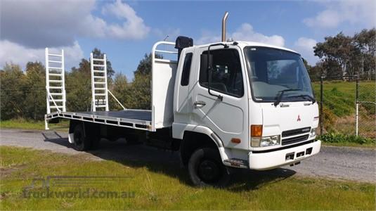2003 Mitsubishi Fuso FIGHTER FK617 - Trucks for Sale