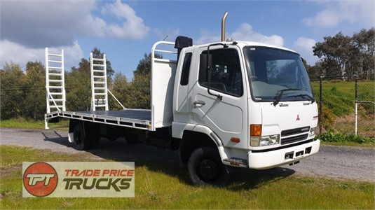 2003 Mitsubishi Fuso FIGHTER FK617 Trade Price Trucks  - Trucks for Sale