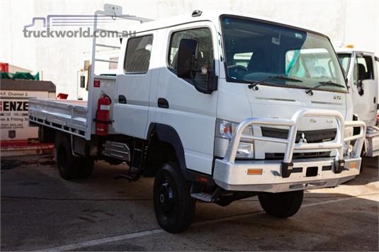 2012 Fuso Canter FGB71ER4WFAC - Trucks for Sale
