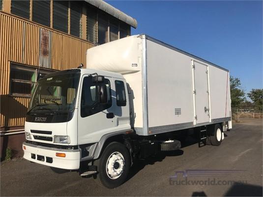 2004 Isuzu FVD950 Carroll Truck Sales Queensland  - Trucks for Sale