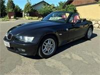 3578 NET: AUKTION O/BMW Z3 (DRAGØR) MOMSFRI