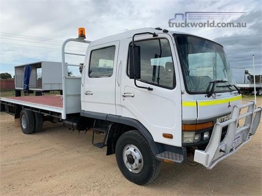 1997 Mitsubishi FK South West Isuzu - Trucks for Sale