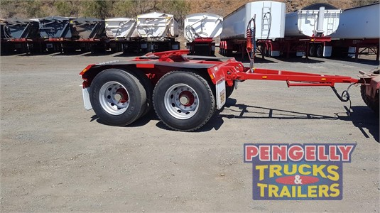 2011 QP Truck Machinery Sales Dolly Pengelly Truck & Trailer Sales & Service  - Trailers for Sale