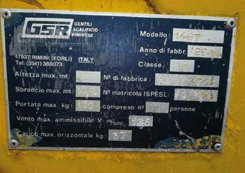Iveco EUROCARGO 65E12 Usato 1992