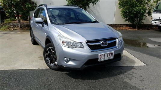 2014 Subaru XV - Light Commercial for Sale