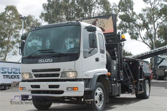 2007 Isuzu other North East Isuzu - Trucks for Sale