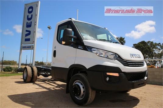 2019 Iveco Daily 70c17 Emanuele Bros Isuzu & Iveco Trucks - Light Commercial for Sale
