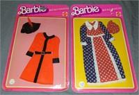 (6) Vtg MOC 1970's Barbie Best Buy Fashions