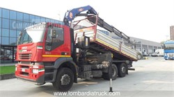 Iveco Stralis 350  used