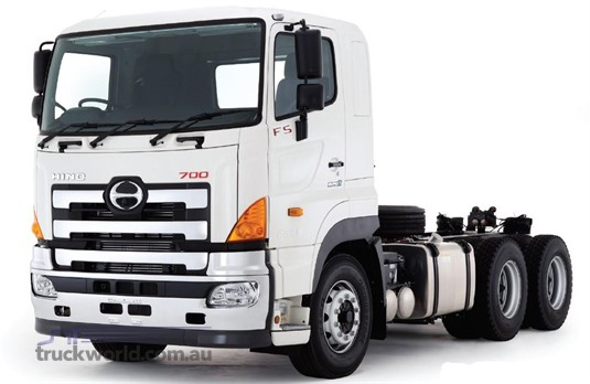 Hino 700 Series FS2848 AMT